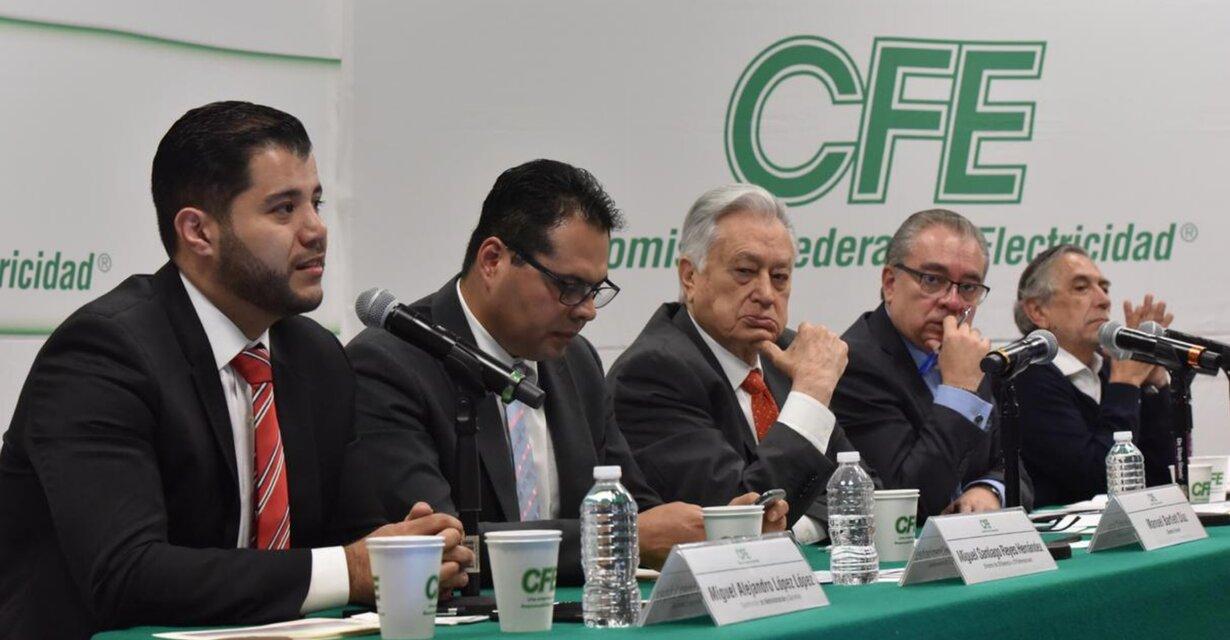 México: CFE confirma nuevas inversiones sobre energía eléctrica a carbón y geotermia