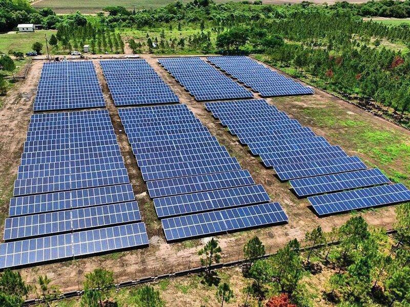 Enertiva inicia la construcción de fase II de una Planta Solar en Honduras
