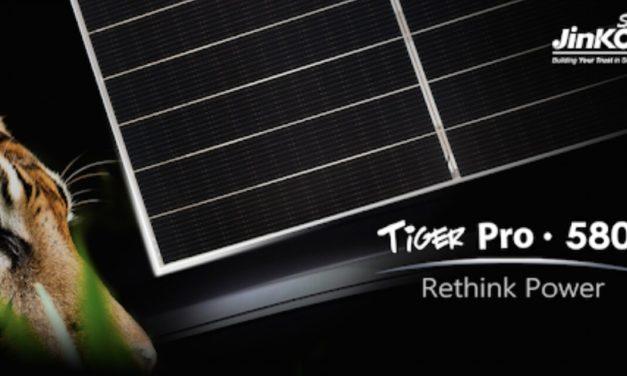Jinko Solar redobla su apuesta con los módulos Tiger-Pro: reduce costos de la energía y aumenta la rentabilidad de los proyectos
