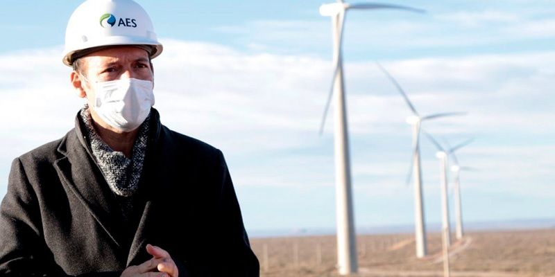 Neuquén conversa con el Gobierno para exportar energía renovable a Chile