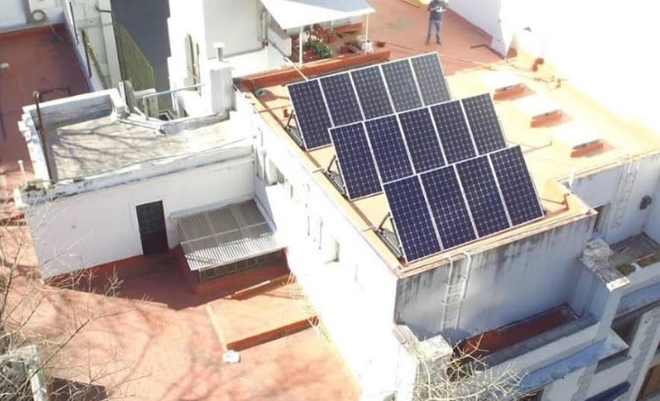On Networking inaugura el primer colegio privado usuario-generador fotovoltaico de Capital Federal