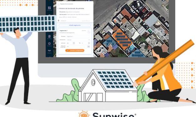 Sunwise presenta nueva herramienta para modelar techos solares en México