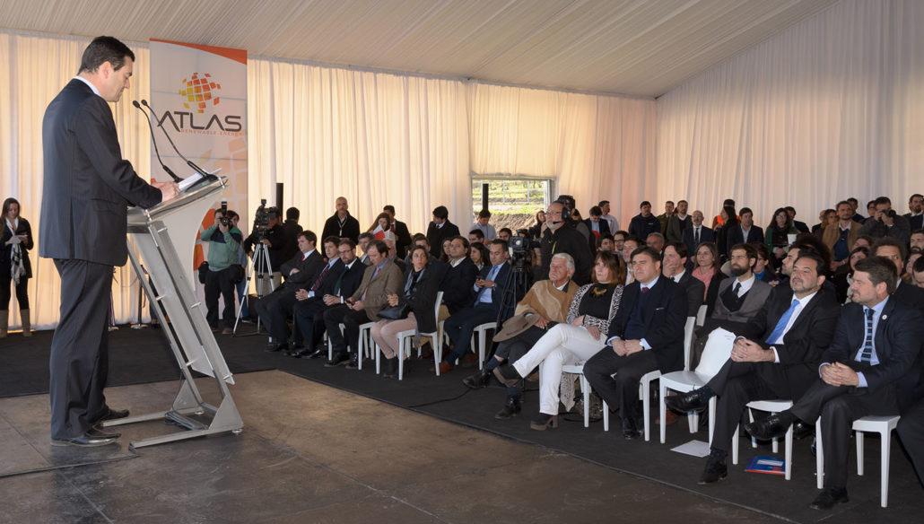 """Alfredo Solar de Atlas: """"con bonos verdes logramos tasas más bajas que en un Project Finance"""""""