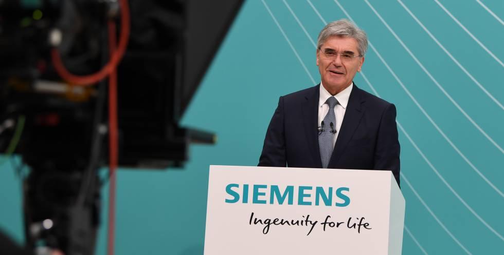 Siemens divide el negocio de energía y sale a Bolsa en septiembre