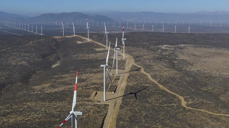 Siemens Gamesa cerró contrato para otra etapa del parque eólico Cabo Leones que sumara 600MW en Chile