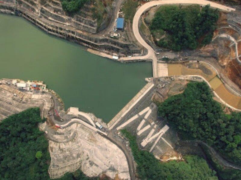 Los once proyectos hidroeléctricos que Sinohydro desarrolla en Latinoamérica