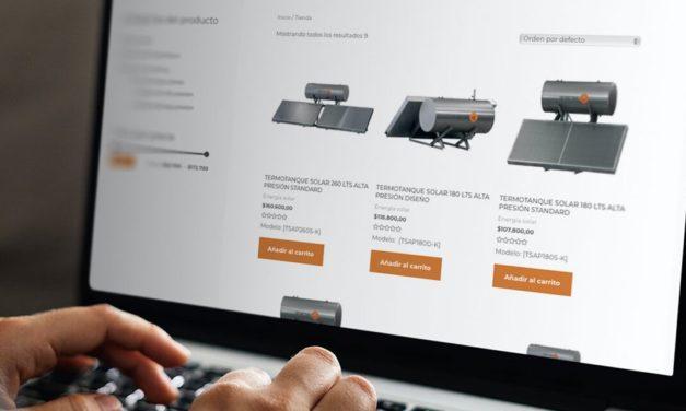 Energe lanza tienda online para comercializar lo último en tecnología solar