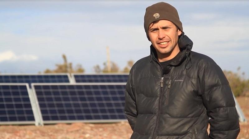 Tonka Solar y un caso de éxito de instalación fotovoltaica off-grid en una estancia patagónica