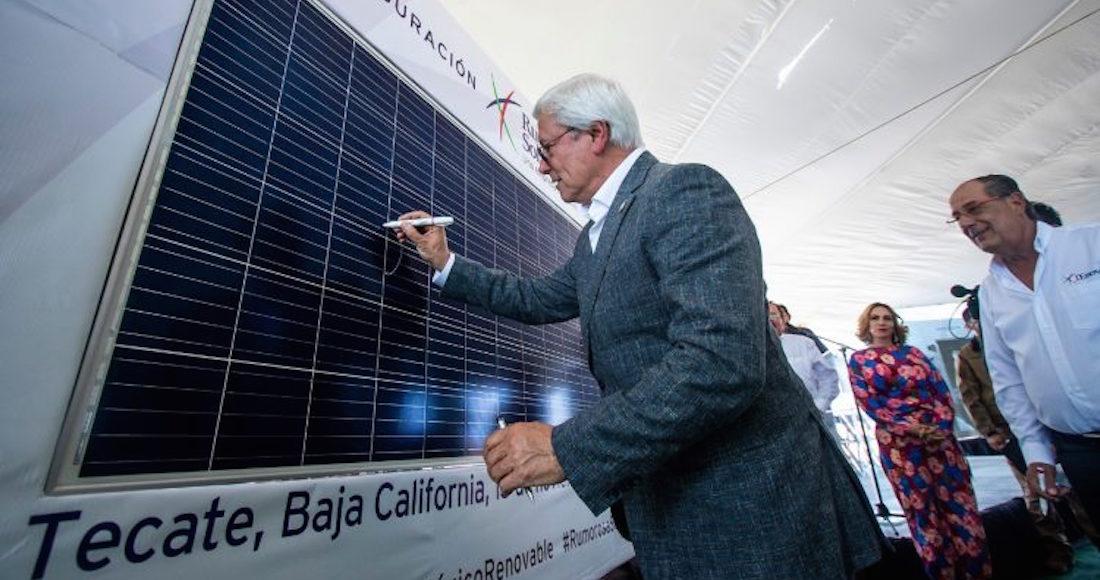 Baja California prepara una licitación para una planta fotovoltaica por 30 años de contrato