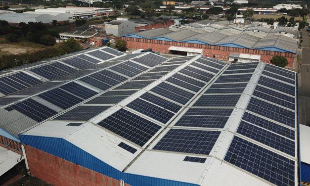 Con la presencia del viceministro de Energía GreenYellow inauguró una planta solar para autogeneración