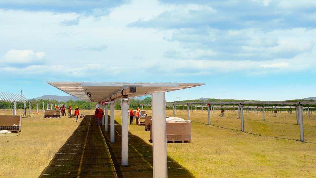 En octubre AES iniciará la construcción del parque solar San Fernando de Ecopetrol