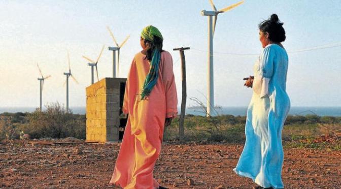 La encrucijada de Colombia para el avance de 1 GW eólico y la interconexión con La Guajira