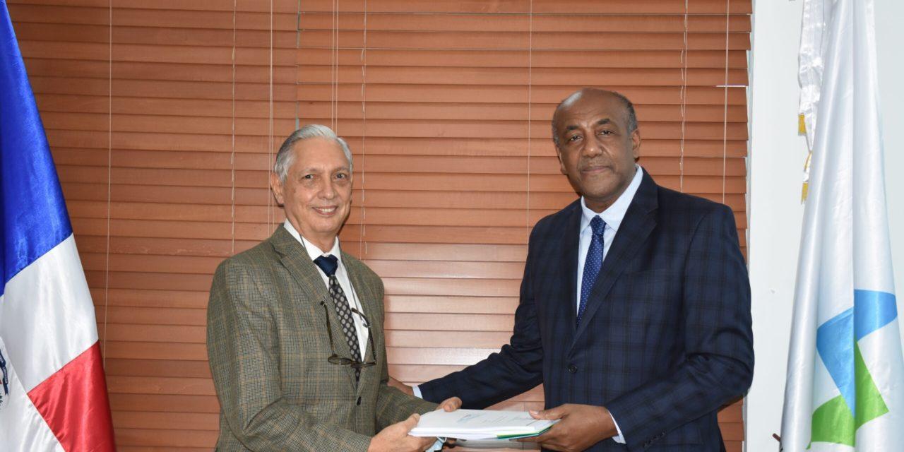 Antonio Almonte asume como ministro de Energía y Minas en República Dominicana
