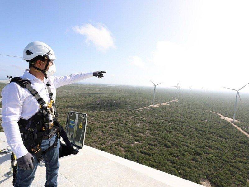 Envision tiene en vista avanzar con 120 MW eólicos adicionales en Yucatán