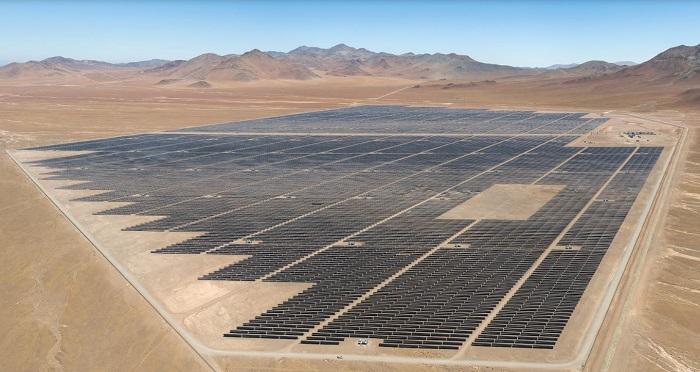Parque fotovoltaico en Chile primero en el mundo en ofrecer servicios complementarios a la red de forma automatizada