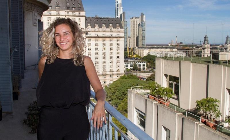 Gabriela Rijter fue confirmada como Directora de Energías Renovables