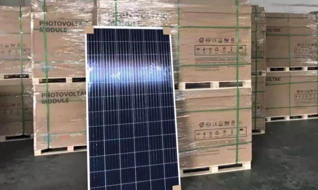 Aumentan precios de los paneles solares ante crecimiento del mercado interno chino