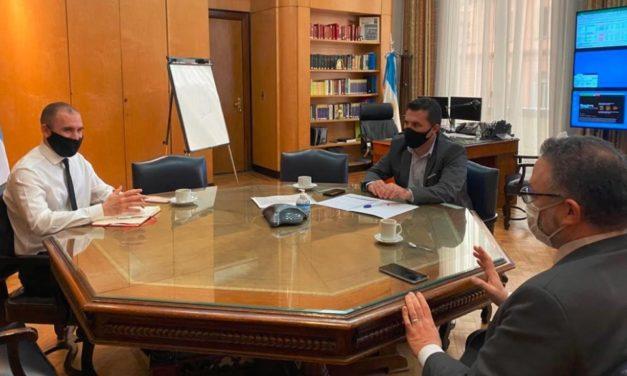 Hoy asume Darío Martínez como Secretario de Energía