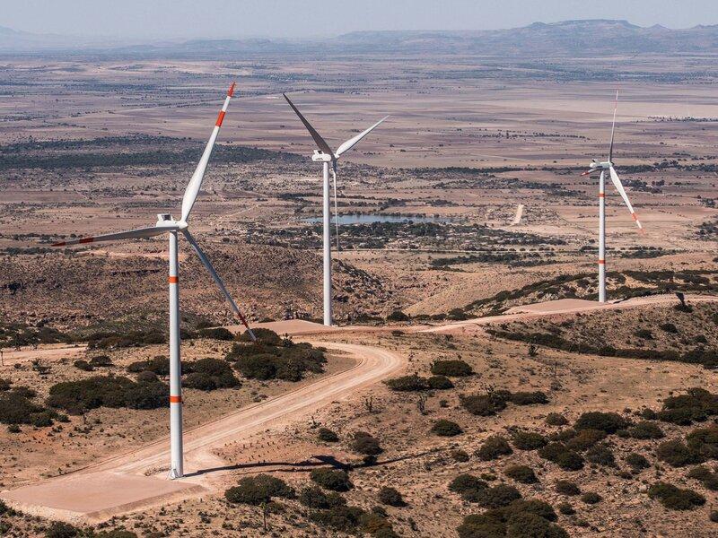 Se caen proyectos renovables de gran escala por cambios en la política energética de México