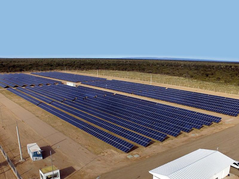 Un proyecto fotovoltaico podría conquistar la última subasta del MATER en Argentina