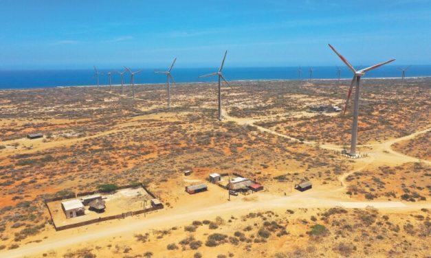 La Guajira concede aprobación ambiental para un parque eólico de 50 MW