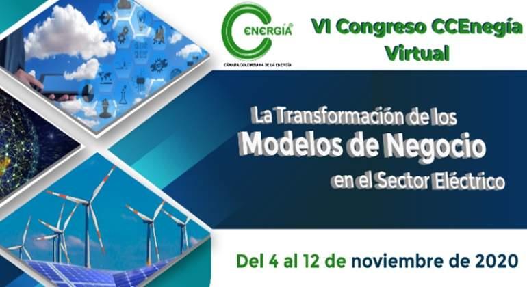 En noviembre, llega el VI Congreso de la Cámara Colombiana de la Energía