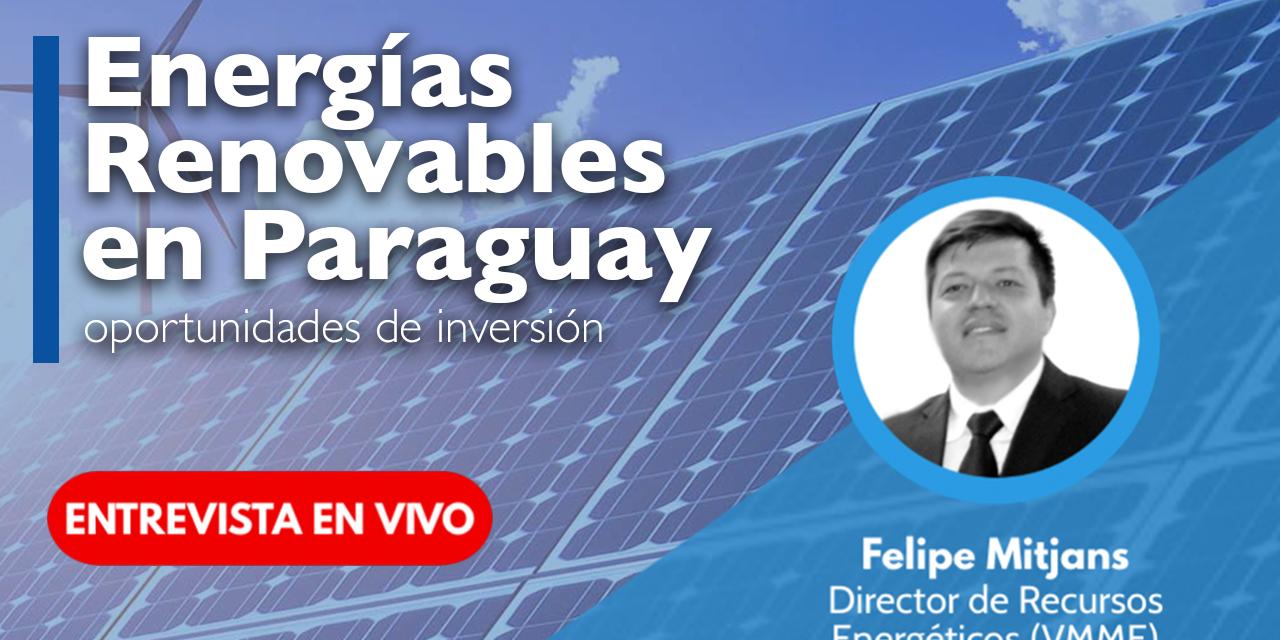Potencial para la inversión de proyectos solares en Paraguay