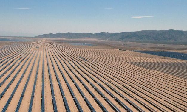 Más de 2300 MW solares entrarían en operación en México durante el año 2021