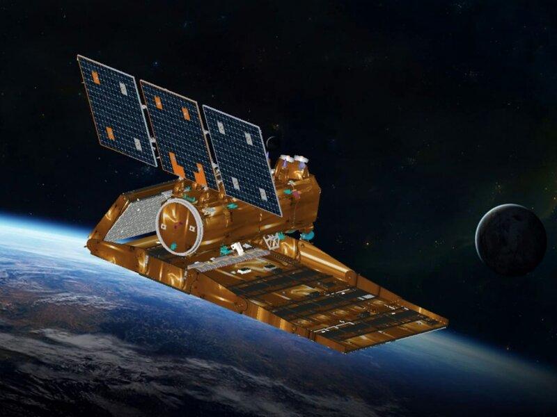 SAOCOM1B: exitosa puesta en órbita y despliegue de paneles solares de fabricación nacional