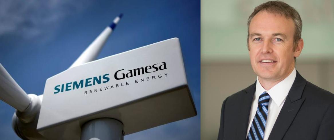 Siemens Gamesa nombra a David Hickey como CEO Servicios para las Américas