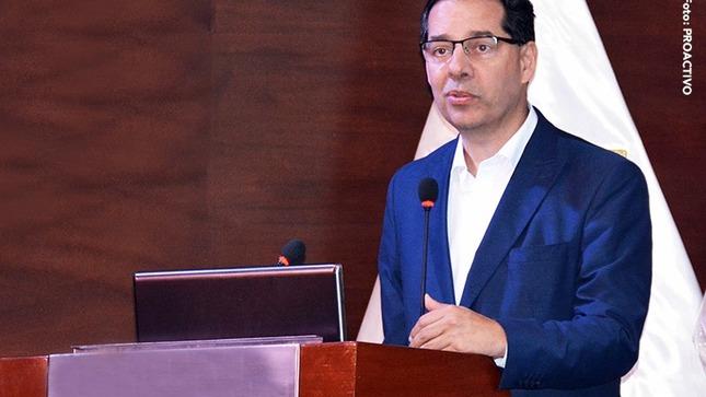 Gobierno designa a Jaime Gálvez Delgado como nuevo viceministro de Minas de Perú