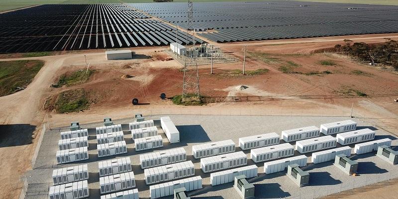 100 GW hacia 2030: el nuevo objetivo de la asociación de almacenamiento de Estados Unidos