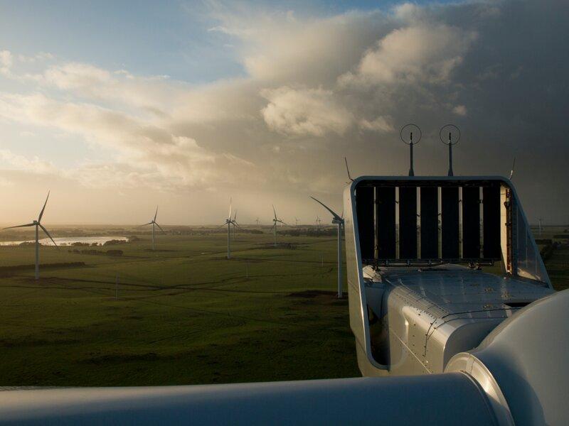 Vestas alcanza los 100 GW de aerogeneradores en operación y mantenimiento