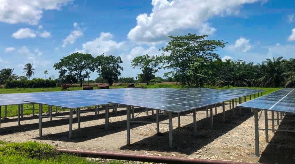 Yingli Solar y AB control Ingeniería concluyeron proyecto fotovoltaico para sector agrícola de Colombia