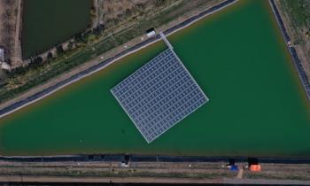 Solarity inauguró su planta solar flotante en Chile