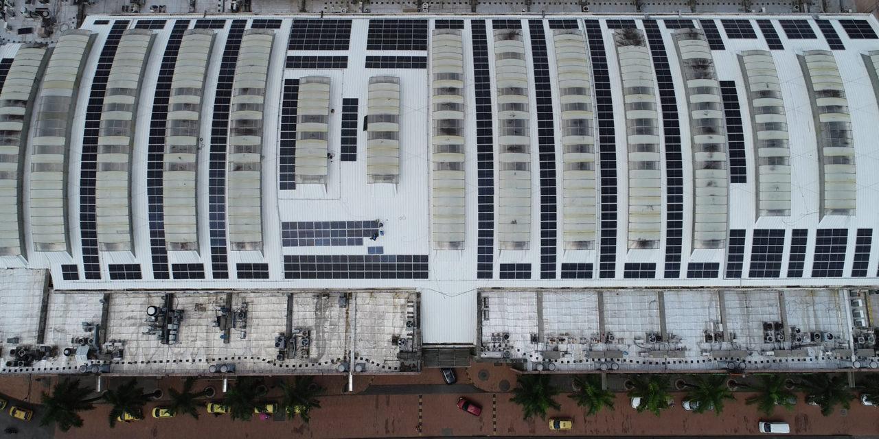 GreenYellow inaugura una nueva planta fotovoltaica de autogeneración en Colombia