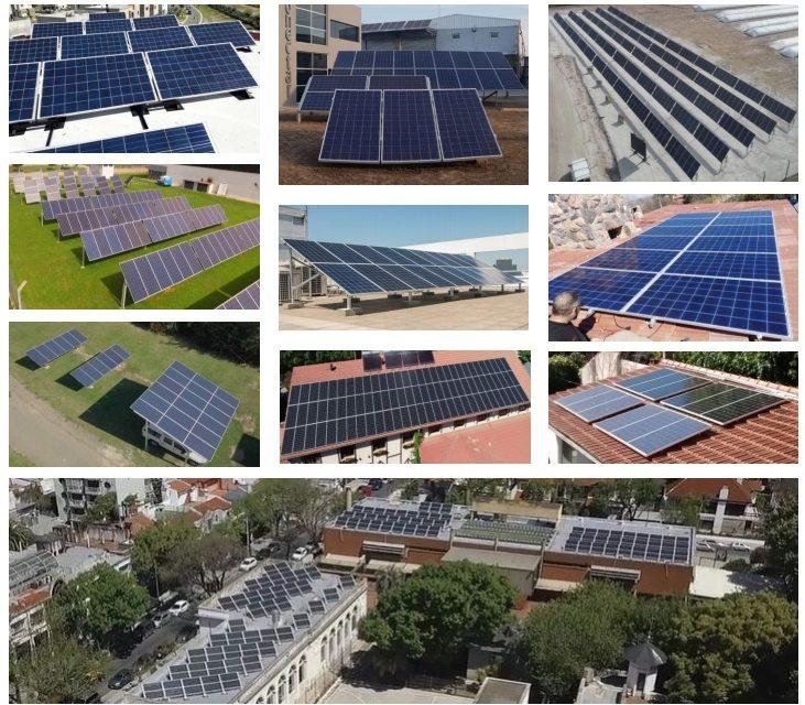 Argentina llegó a los 2 MW de Generación Distribuida en el marco de la Ley 27.424