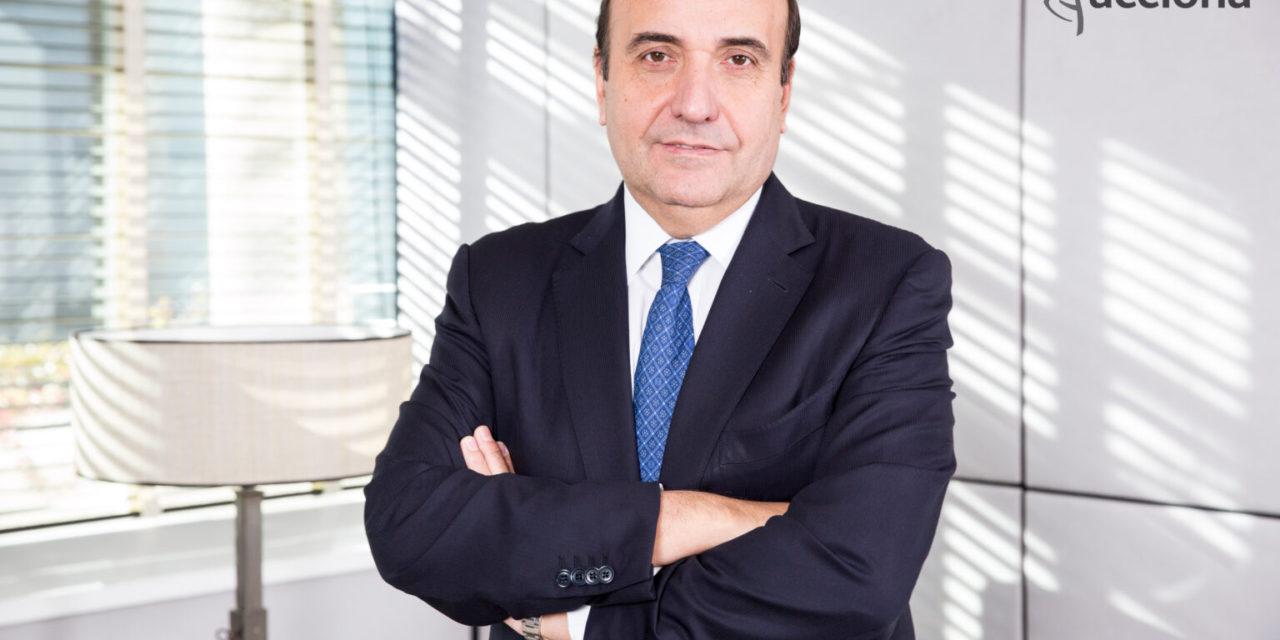 Rafael Mateo, CEO de Acciona: «La energía eólica genera más empleo»