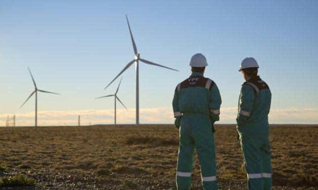 Parque Eólico Los Teros I de YPF Luz ya inyecta energía renovable al sistema