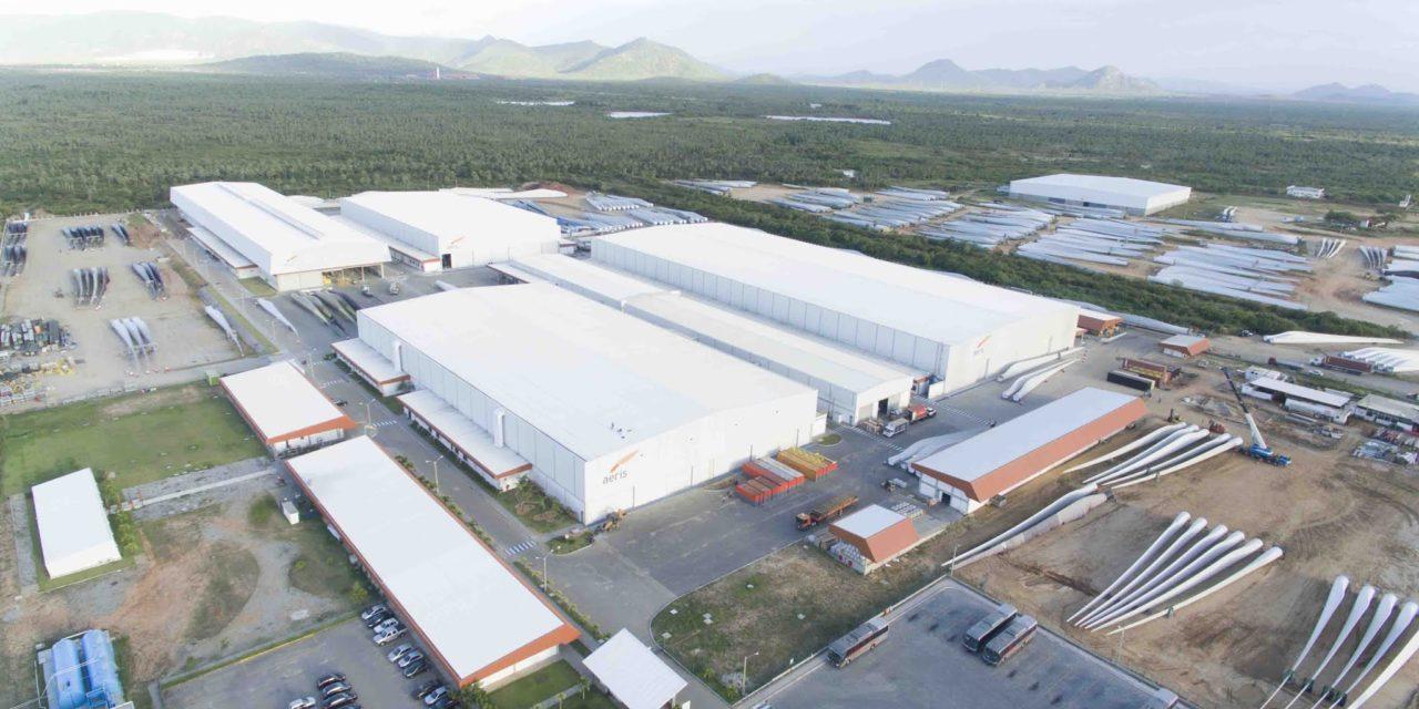 El fabricante brasileño de palas Aeris cotizará en Bolsa