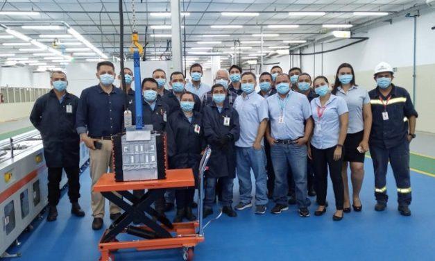 BYD inicia operaciones de su fábrica de baterías de Litio Hierro Fosfato