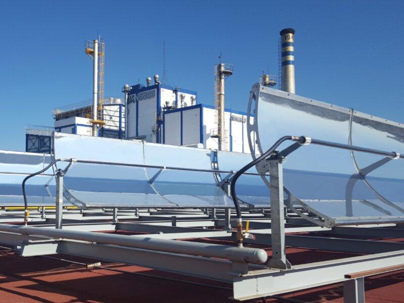 Tres empresas mexicanas destacan en el top 10 de proveedores solares para calor industrial