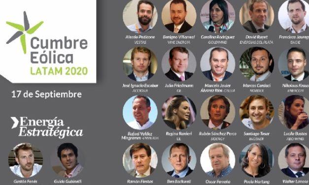 El video completo de la cumbre eólica latam 2020