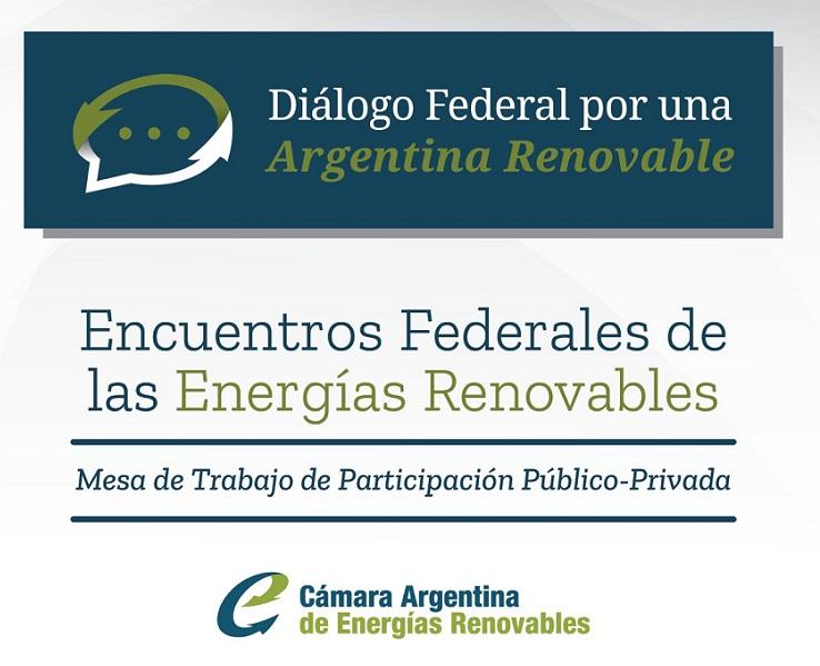 """Mañana será el """"Diálogo Federal por una Argentina Renovable"""""""