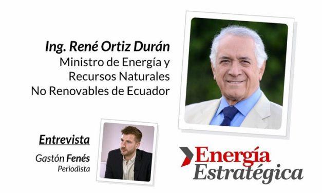 Es hoy! Entrevista con el Ministro de Energía de Ecuador sobre subasta de energías renovables