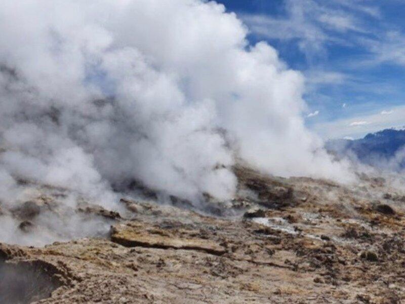 Empresarios de la geotermia quieren competir con todas las renovables en subastas de Perú
