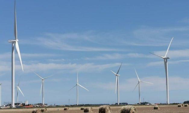 Power China se afianza en la construcción de parques renovables en Argentina