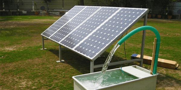 La Rioja quiere montar bombeo solar por 80 MW para desarrollar agroindustria