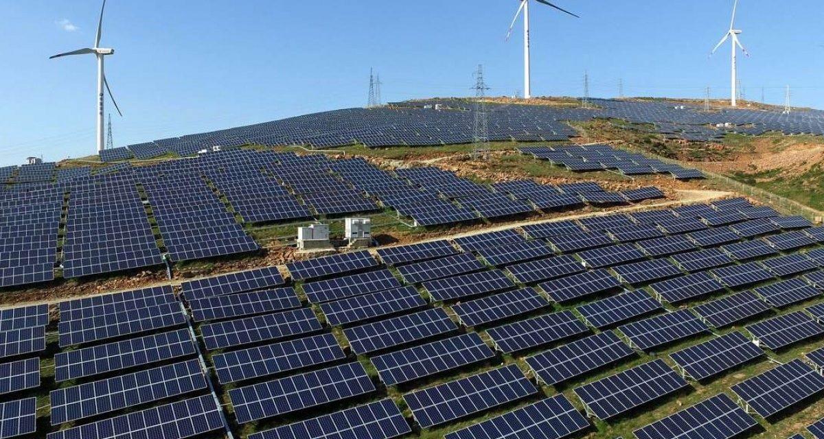 El 75% de los proyectos vigentes en Colombia son eólicos y solares