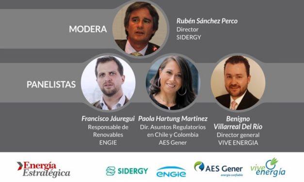 Hoy! Engie, AES Gener, Vive Energía y Sidergy debatirán en la «Cumbre Eólica Latam 2020»